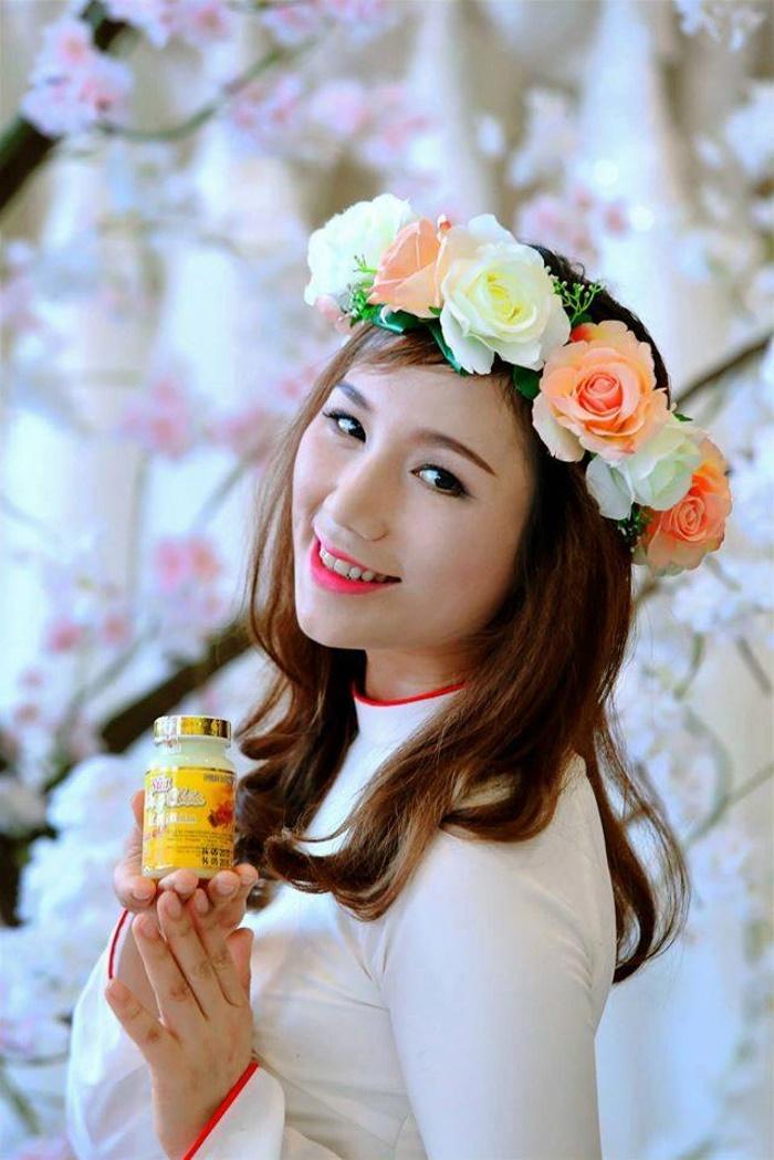 Sữa ong chúa Linh Nhâm