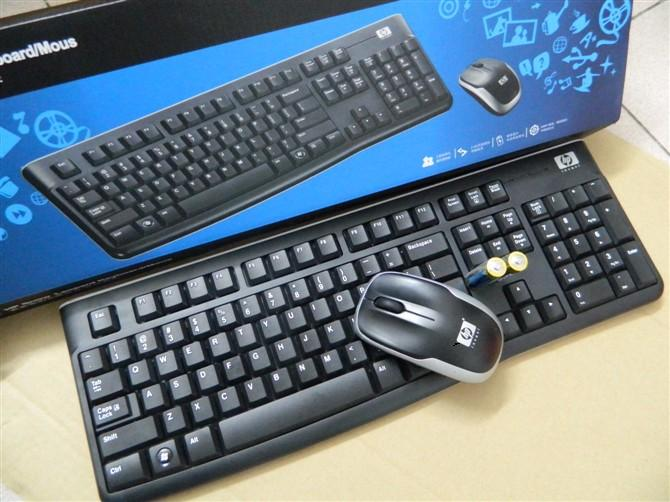 Mouse and Keyboard không dây HP