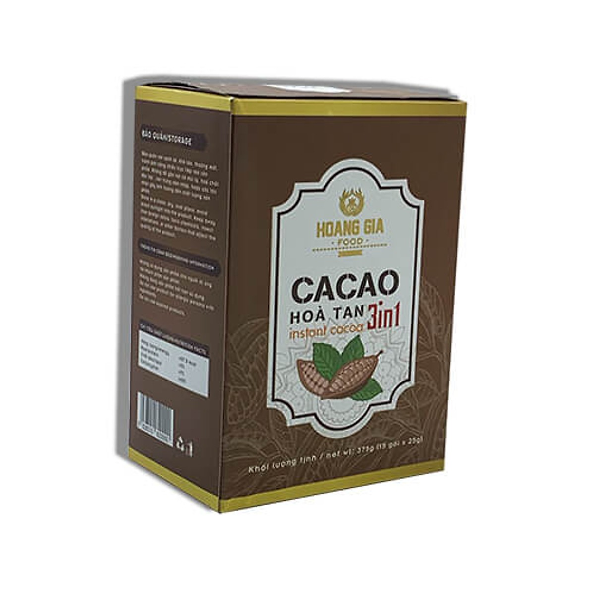 Cacao Sữa 3in1