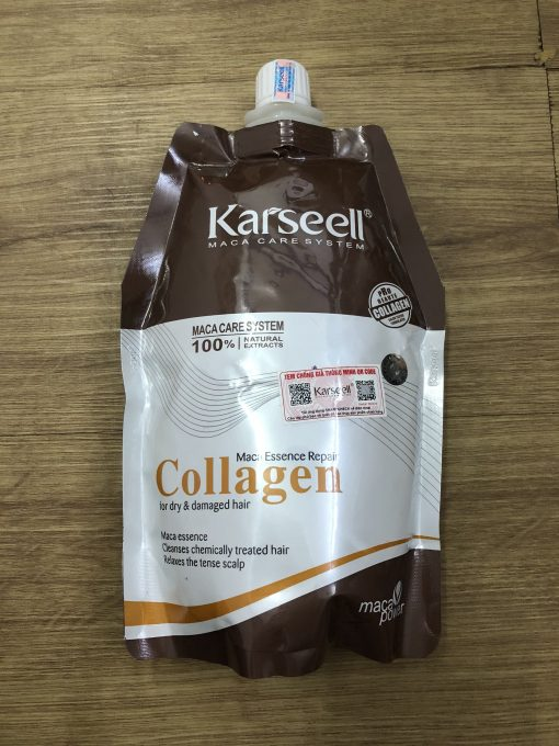 Ủ tóc karseell collagen 500ml